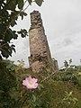 Сидорівський замок, руїни.jpg