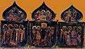 Складень трехстворчатый c изображением «Благовещения», «Троицы» и «Сретения»..jpg