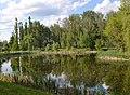 Тростянецький парк в Нескучанському лісництві.jpg