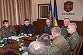 Яценюк і Аваков обговорили питання розвитку Національної гвардії 8150 (22380477799).jpg