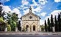 כנסיית סנט פול - מבט מרחוב שבטי ישראל.jpg