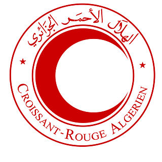 Algerian Red Crescent Society organization
