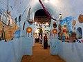 بيت نوبي تقليدي من منطقة غرب سهيل.jpg