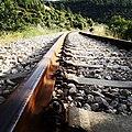 سكة القطار المارّة من قرية بتير-فلسطين.jpg