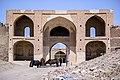 کاروانسرای دیر گچین یا مادر، بزرگترین کاروانسرای خشتی گچی ایران در مرکز پارک ملی کویر- استان قم 44.jpg