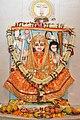 राजरहाट के मंदिर में माता की मूर्ति 02.jpg