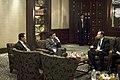 นายกรัฐมนตรี กล่าวสุนทรพจน์ในงานครบรอบ 25 ปีของศูนย์เต - Flickr - Abhisit Vejjajiva (18).jpg