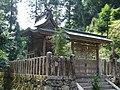 五條市西吉野町百谷 八幡神社本殿 2011.7.29 - panoramio.jpg