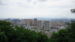 Xiaoshan District District in Zhejiang, Peoples Republic of China