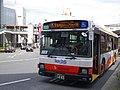 河内長野駅前バスのりばにて 2013.3.15 - panoramio.jpg