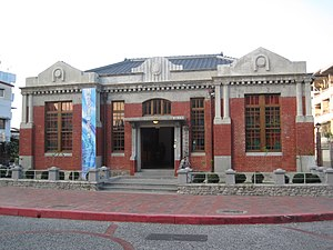 Chaozhou, Pingtung - Old Chaozhou Town Hall now the Museum of Traditional Theater