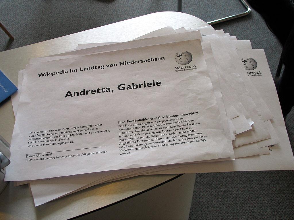 File:-2013-04 Wikipedia im Landtag von Niedersachsen, Ich stimme zu ...