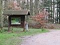 -2019-03-02 Sheltered Information Board, Bacton Woods, Norfolk.JPG