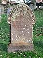 -2019-11-13 Headstone of George Thomas Clark, died May 10 1914 age 61, Trimingham churchyard.JPG