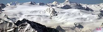 Testa del Rutor - The Glacier del Rutor