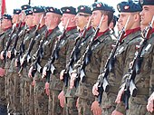 05678 Sanok 29.04 Feast of the Union of Soldiers of the Polish Army in Sanok