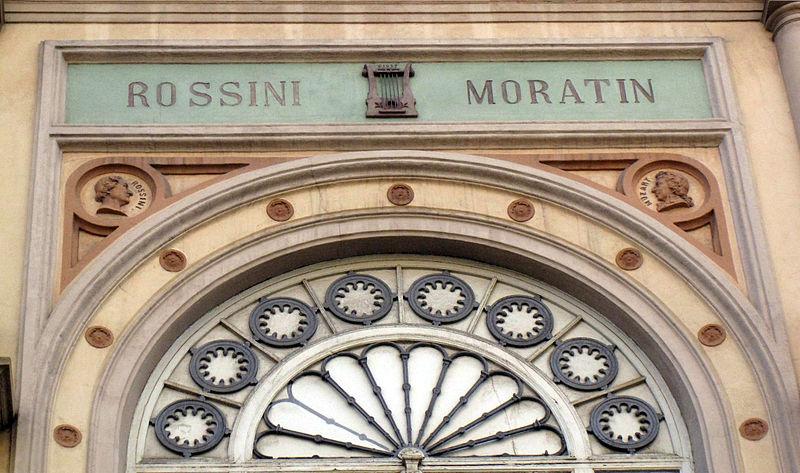 File:05 Liceu, medallons de Rossini i Mozart.jpg