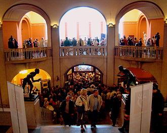 Long Night of Museums - The Long Night of Museums in The National Museum in Szczecin (2009)