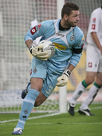 Logan Bailly - Image: 091003 P SP08 Borussia Dortmund Logan Bailly 077