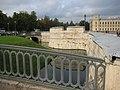 1. Gatchina. Bastion walls and moat of the bridge..JPG
