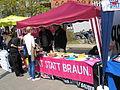 1. Mai 2013 in Hannover. Gute Arbeit. Sichere Rente. Soziales Europa. Umzug vom Freizeitheim Linden zum Klagesmarkt. Menschen und Aktivitäten (219).jpg
