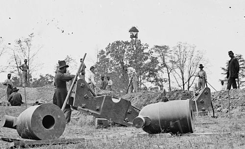 10-inch seacoast mortars, Model 1841.jpg