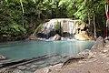 1012 - Erawan Waterfall, 2nd floor, is the face of the root.jpg