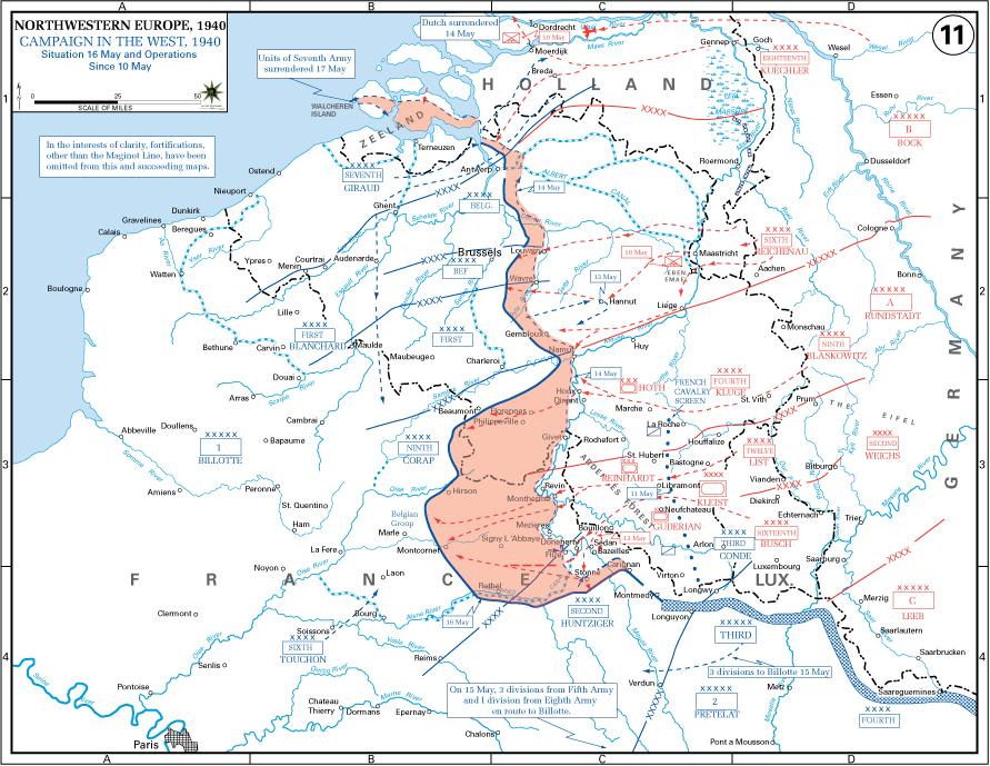 10May 16May Battle of Belgium