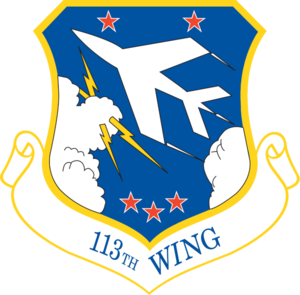 Marc H. Sasseville - Image: 113th Wing