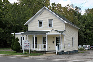 National Register of Historic Places listings in Lake County, Ohio - Image: 120 N Lake St