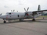 121Sqn Fokker 50 MPA