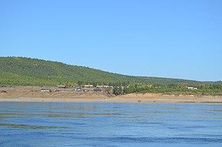 Tinnaya Selo in Sakha Republic, Russia