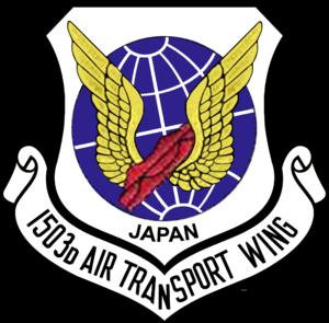 1503d Air Transport Wing - Image: 1503d air transport wing MATS