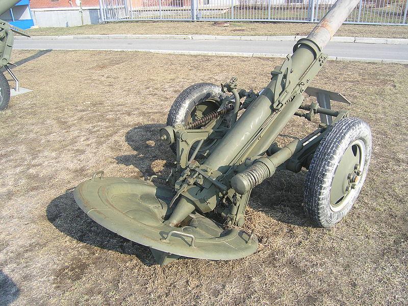 科普:巨型迫击炮是这样发射炮弹的