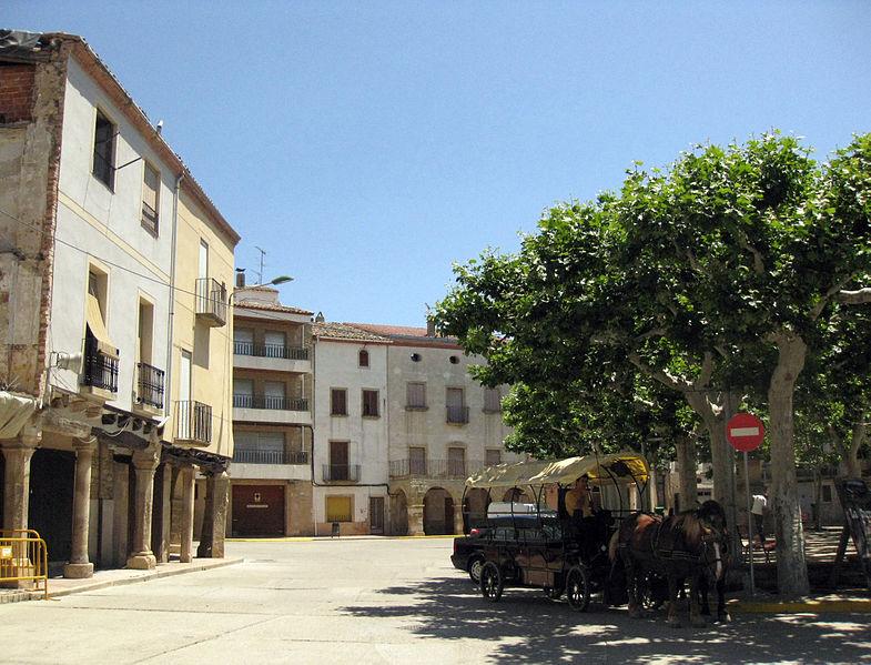 File:161 Plaça Major, angle nord-est.jpg