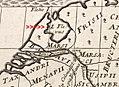 1700 New Map Ancient Germany FLEVVM.jpg
