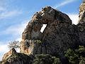 178 La Roca Foradada, al poble de Foradada.JPG