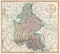 1799 Cary Map of Bavaria and Salzburg, Germany ( Munich ) - Geographicus - Bavaria-cary-1799.jpg