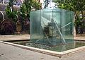 180 Homenatge a Picasso, d'Antoni Tàpies.JPG