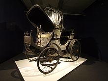 Peugeot Type 6 Phaeton con Capote del 1894