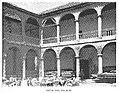 1902-04, Por esos Mundos, Patio del palacio de Torrijos.jpg