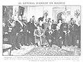 1909-03-03, Actualidades, El general D'Amade en Madrid, Cifuentes.jpg