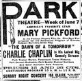 1915 ParkTheatre BostonGlobe June6.png