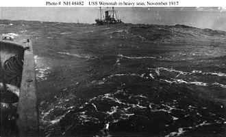 George Lawley & Son - USS Wenonah, 1917