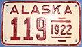 1922 Alaska Passenger License Plate.jpg