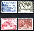 1949 UPU stamps of Tonga.jpg