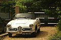 1964 Alfa Romeo Giulia 1600 Spider (9306989311).jpg
