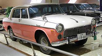 Isuzu Bellel - 1964 Bellel 2000 Deluxe