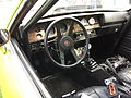 1972 Chevrolet Vega interior (4794966820).jpg