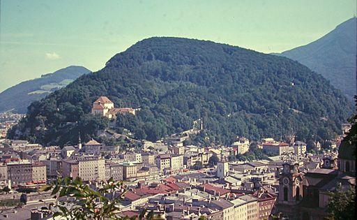 1974 Salzburg Zentrum 14